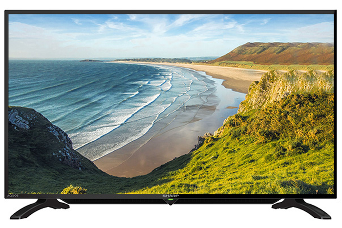 Smart Tivi Sharp 50 inch LC-50UA6500X, 4K HDR, AquoMotion 200Hz