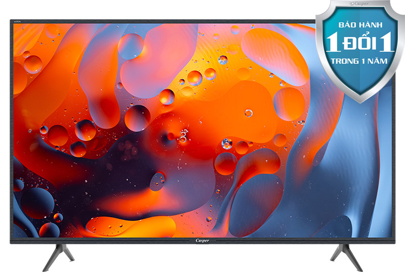 Smart Tivi Casper 43 inch 43FG5200 Android TV