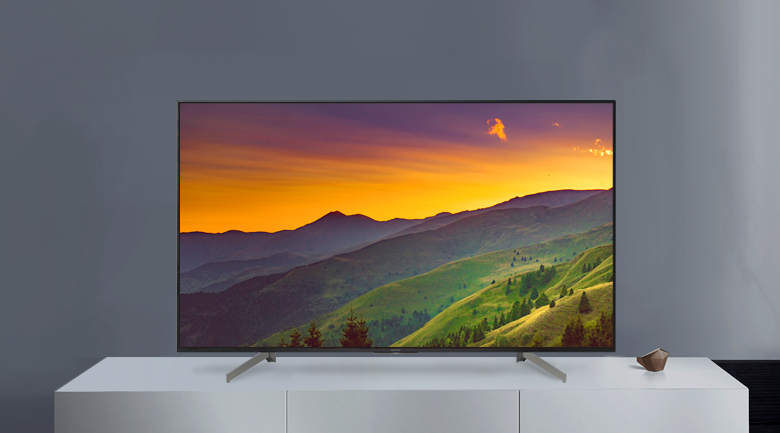 Android Tivi Sony 4K 75 inch KD-75X8500G Mẫu 2019