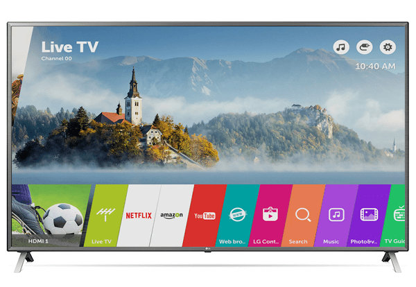 Smart Tivi LG 4K 82 inch 82UN8000PTB ThinQ AI